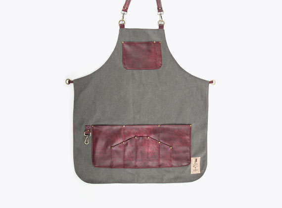 Idaho FancyGents Apron
