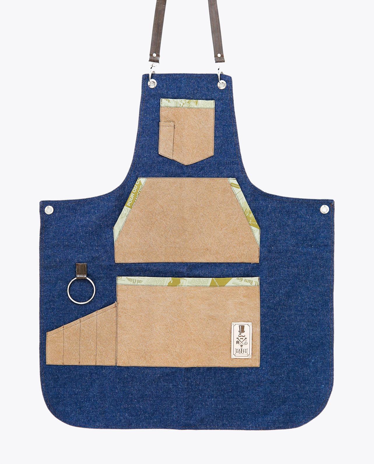 Blue apron omaha - Fancygents Apron Memphis