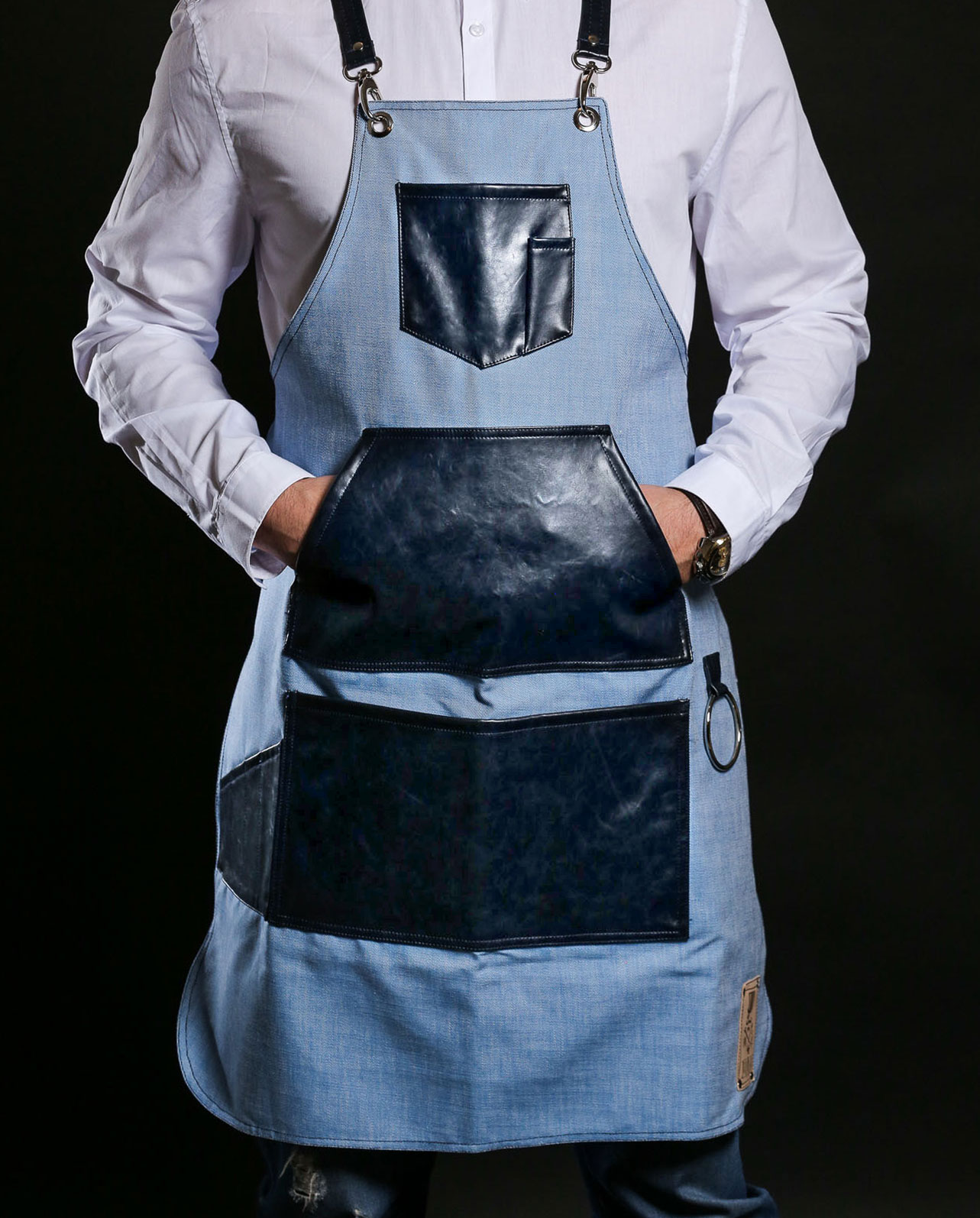 FancyGents Apron Denver