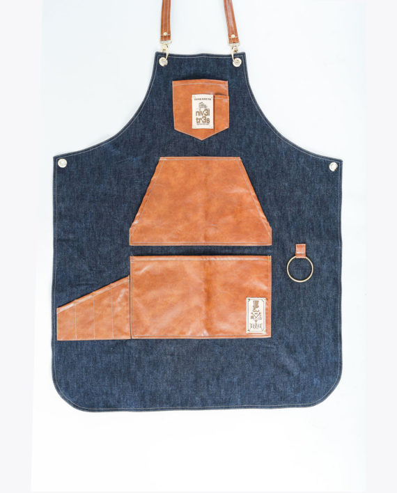 FancyGents Apron Ermionion Bar