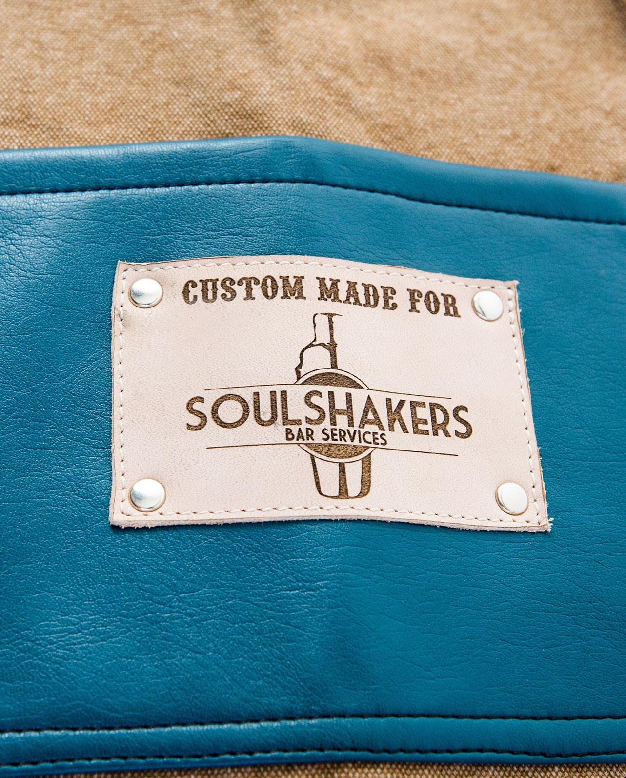 SoulShakers Custom Made Apron