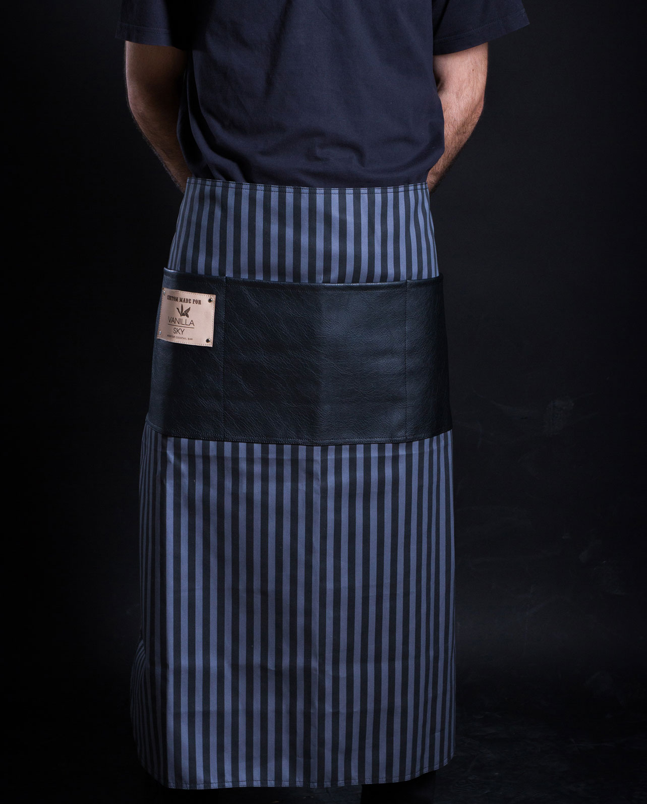 Fancy Gents Apron Vanilla Sky Maxi