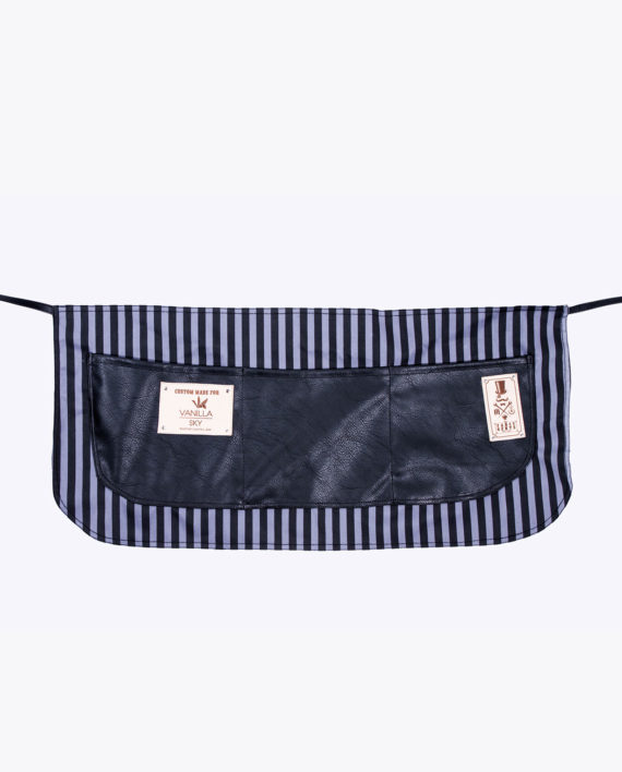 Fancy Gents Apron Vanilla Sky Mini