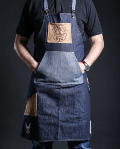 The Barber Shop Casual Apron