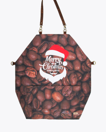 FancyGents Apron - Coffee and Beans