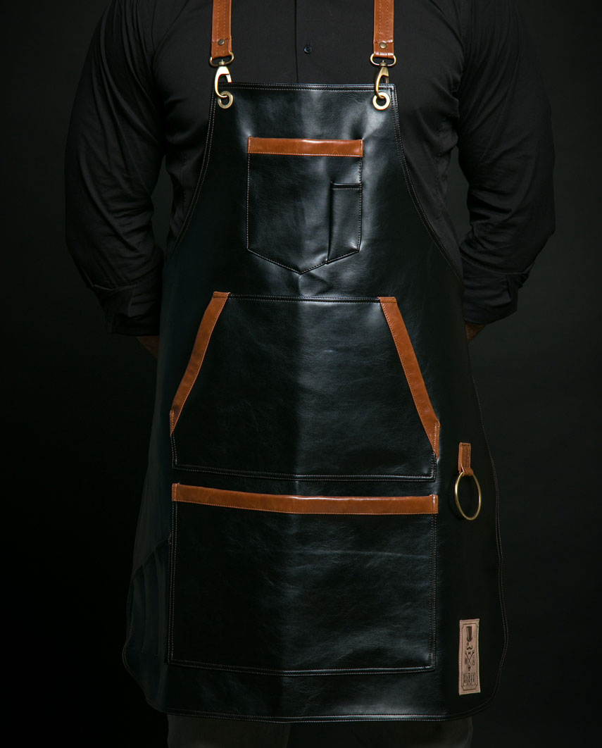 FancyGents Apron - San Francisco