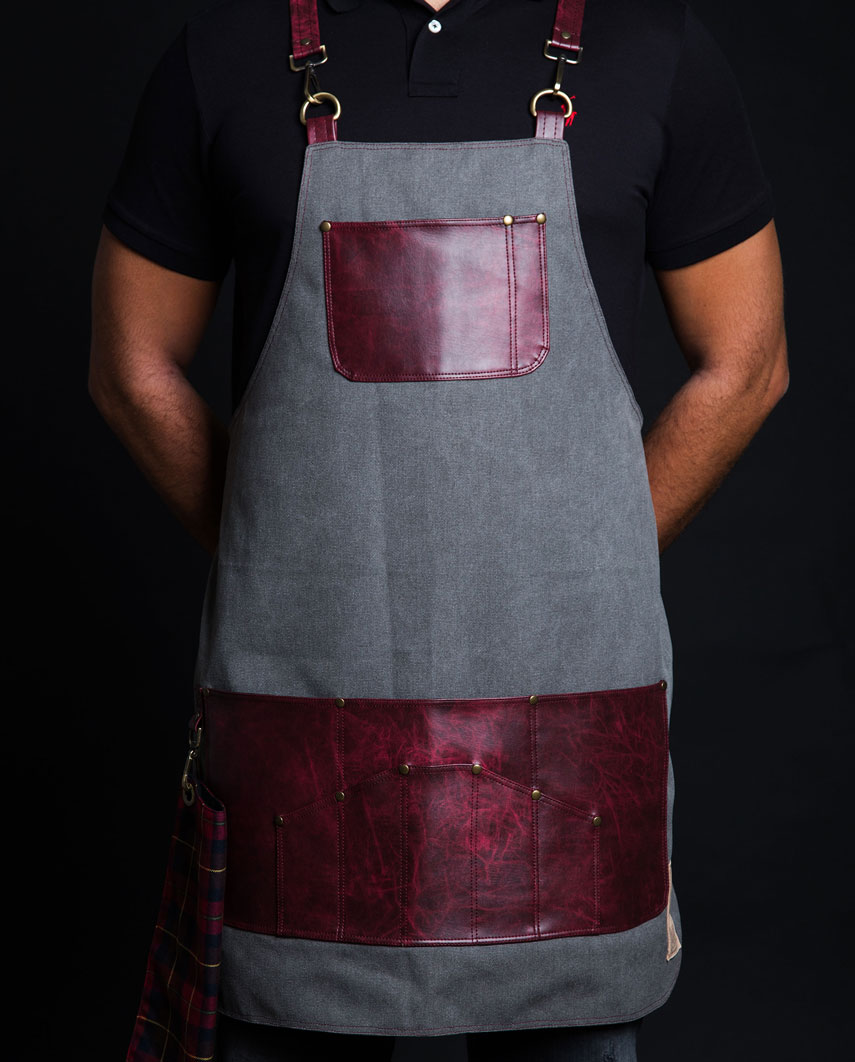 FancyGents Apron - Idaho
