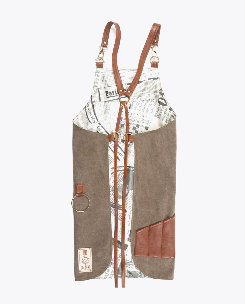 FancyGents Apron - Orlanod
