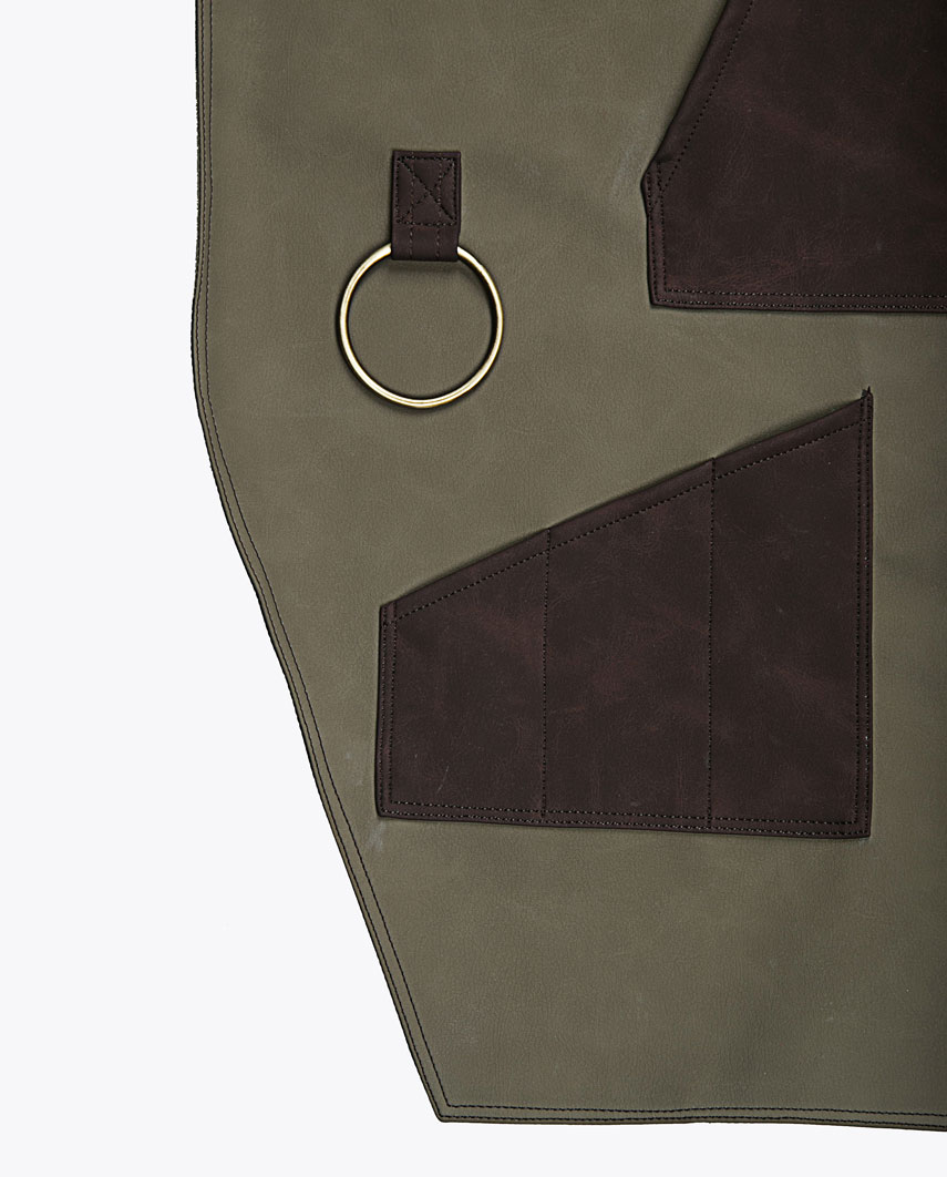 FancyGents Apron - Leonardo