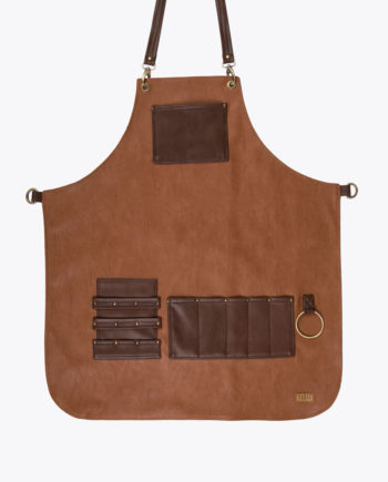 Highlander Light Brown Apron - Fancygents