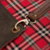 Highlander Dark Brown Apron - Fancygents