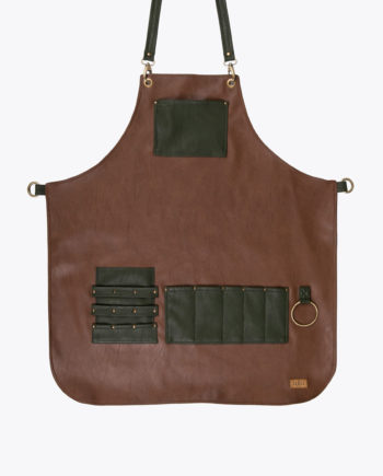 Highlander Brown Apron - Fancygents