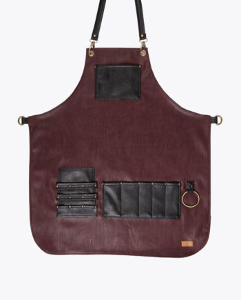 Highlander Bordeaux Apron - Fancygents
