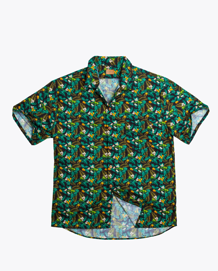 Fancy Shirts Tropical