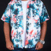 Fancy Shirts Skull & Palm trees
