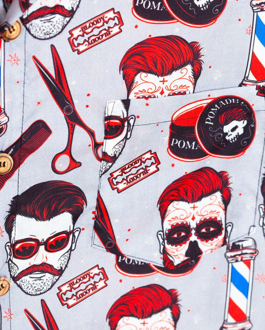 Fancy Shirts Barber